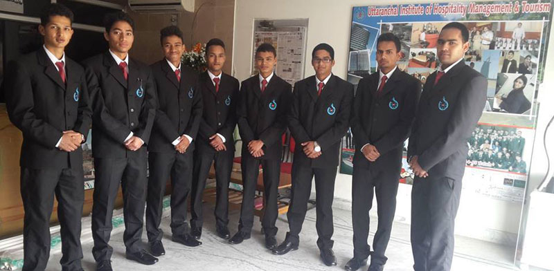 Best Top College for Hotel Management (HM) in Dehradun